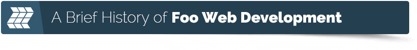 about foo web development