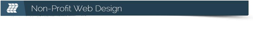 non-profit web design