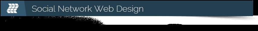 social network web design