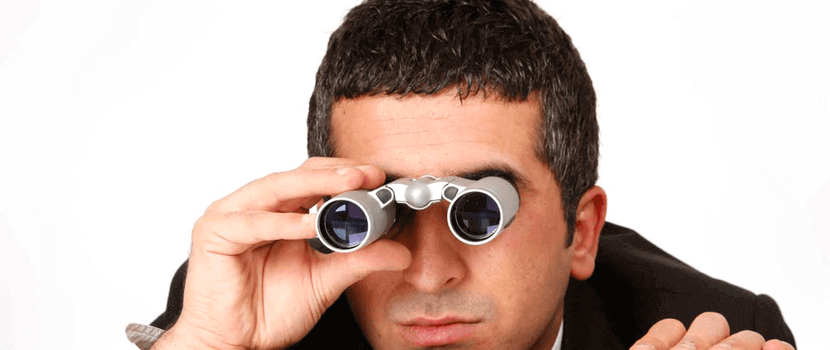 Are You Spying on the Competition?