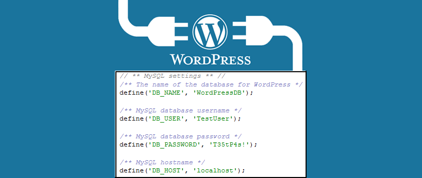 How To Change Wordpress to a new Database or Server