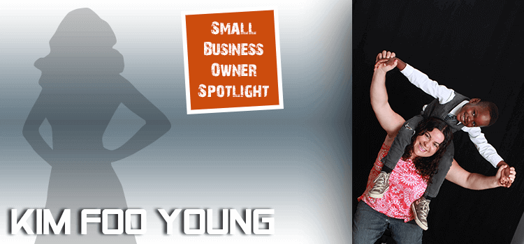 Small Business Owner Spotlight :: Kim Foo Young