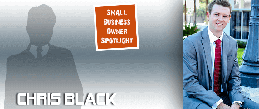 Small Business Owner Spotlight :: Chris Black
